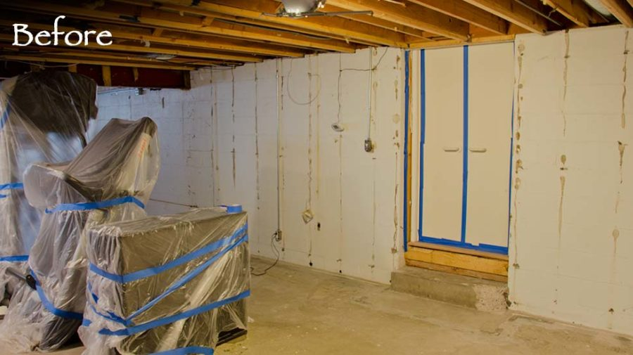 Jacobson Construction Basement Remodeling