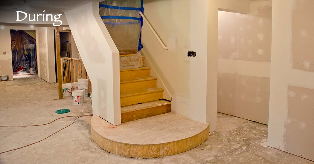 New Custom Basement Stairway Enhances Design and Safety GY84