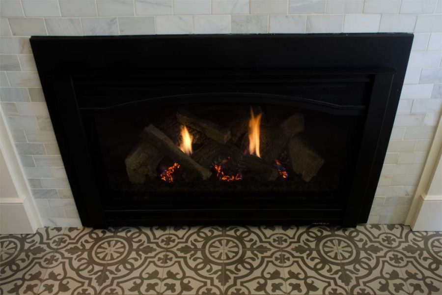 Jacobson Construction Fireplace