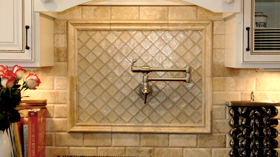 Jacobson Construction Kitchen Restoration in Grand Tudor Style