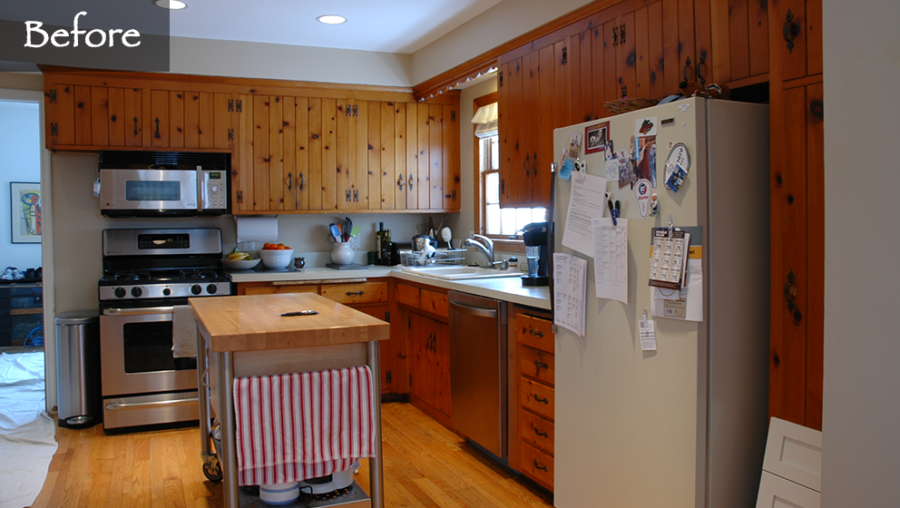 Jacobson Construction Galley Kitchens